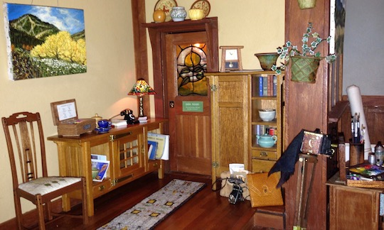 Diane Scott Craftsman studio