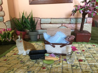 Sherrill's picnic basket